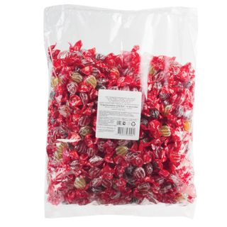 "BOGATYR / Candy-caramel ""Caramel seeds"", candy, mini-mini, assorted with jelly fillings, 1 kg"