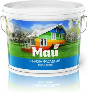 """Facade paint """"May"""""""