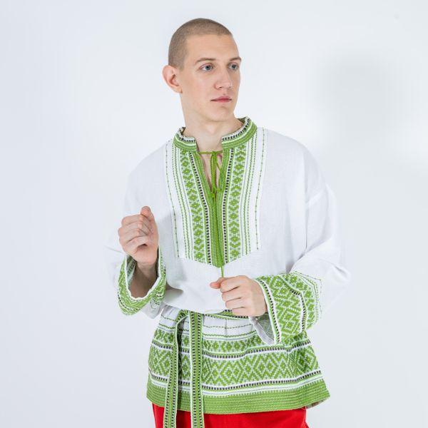 "Green unisex shirt ""Clear Falcon"""