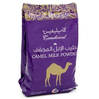Powdered camel milk (dried camel milk)