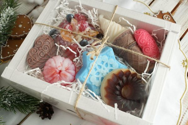 Christmas Sweets Cosmetics Set