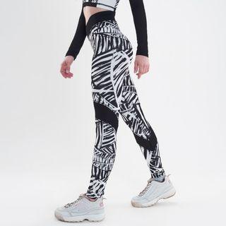 LISA BLACK leggings Women's ZOZH 2LB