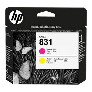 HP / Printhead for Plotter (CZ678A) HP Latex 310/330/360/370 # 831 Magenta / Yellow Original