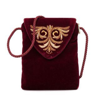 Velvet Totem Bag