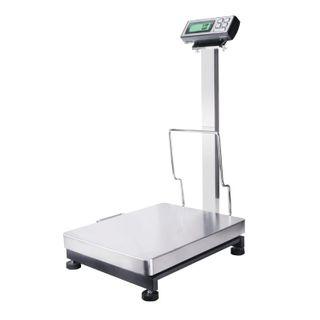 MERCURY / Floor scales M-ER 333AFL-300.50 (4-300 kg) with a stand, resolution 50 g, platform 380х500 mm
