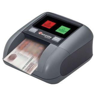 Banknote detector CASSIDA Quattro Z, automatic, RUB, IR, magnetic detection