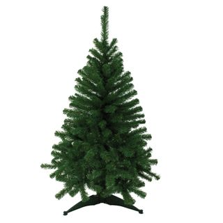 MOROZCO / Green artificial spruce