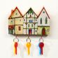 Key holders for wall wooden - view 1