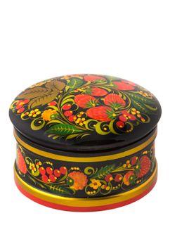 Box 60 * 100 with Khokhloma painting