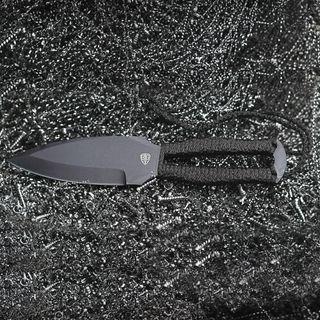 The knife Sports a Fox-7 Cord, SARO