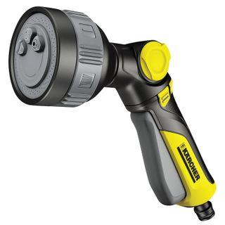 KARCHER (KERCHER) Plus watering pistol, multifunctional, jet shape and pressure adjustment, plastic