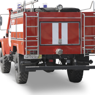 Tank truck fire fighting patrol ATL 1 40 GAZ-3308