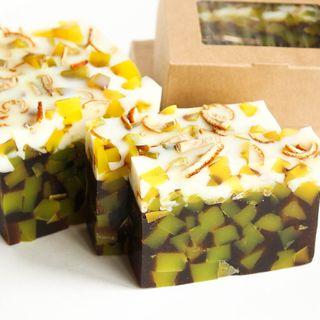 Spiced Zest 2 - handmade aroma soap