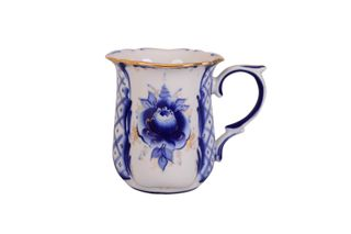 Dulevo porcelain / Glass Bell Gold