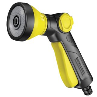 KARCHER watering pistol (KERCHER), jet shape and pressure adjustment, watering can, plastic