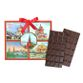 'Greeting card big' Moscow '- bitter and milk chocolate 120 g - view 2