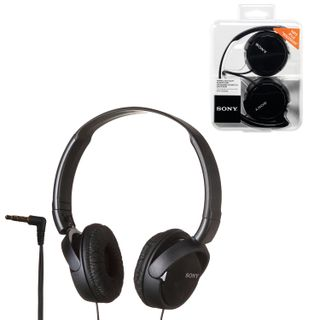 SONY / Headphones MDR-ZX310, wired, 1.2 m, stereo, oversized with headband, black