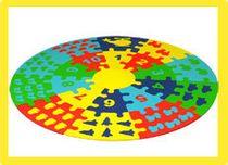 Developing soft flooring 'Circle'