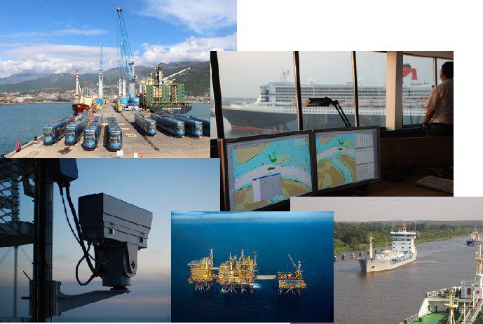 Port and Vessel Traffic Management