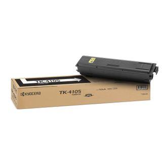KYOCERA Toner Cartridge (TK-4105) TASKalfa 1800/2200/1801/2201 Black Original Yield 15,000 Pages