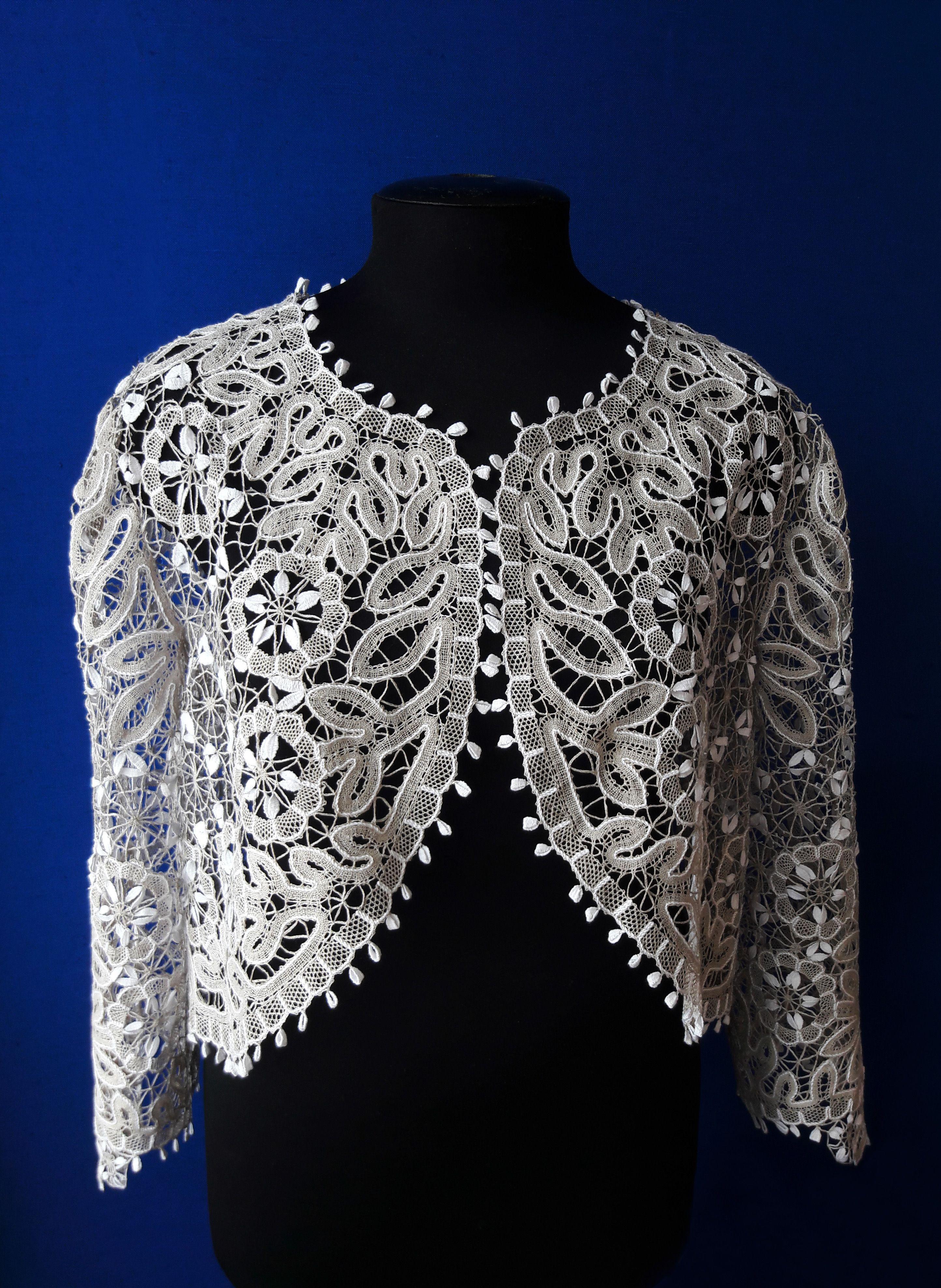 "Jacket ""Yelets patterns"""