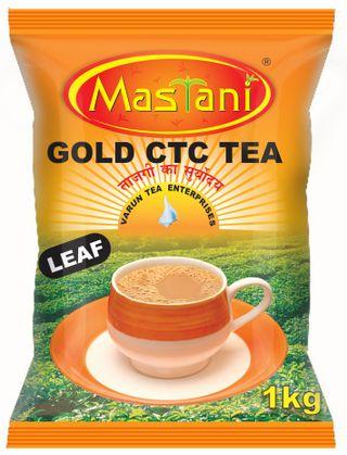 Leaf tea STS