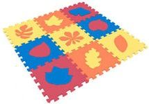 Rug puzzle 'Leaves' 33 * 33