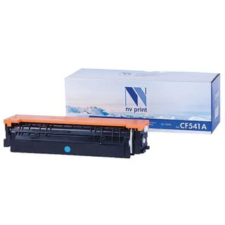 Toner Cartridge NV PRINT (NV-CF541A) for HP M254dw / M254nw / MFP M280nw / M281fdw, cyan, yield 1300 pages