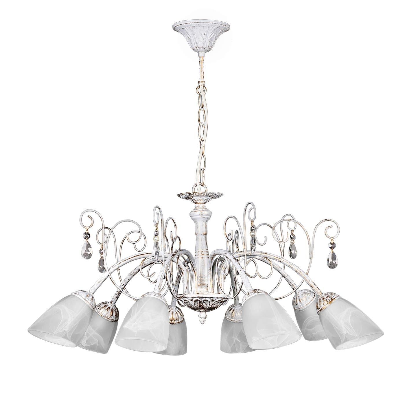 PETRASVET / Pendant chandelier S2020-8, 8xE14 max. 60W