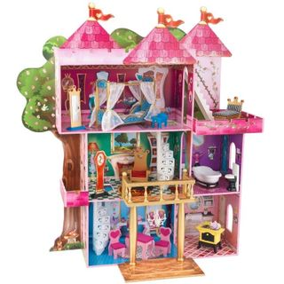 """Wooden doll house """"Book of Tales"""""""