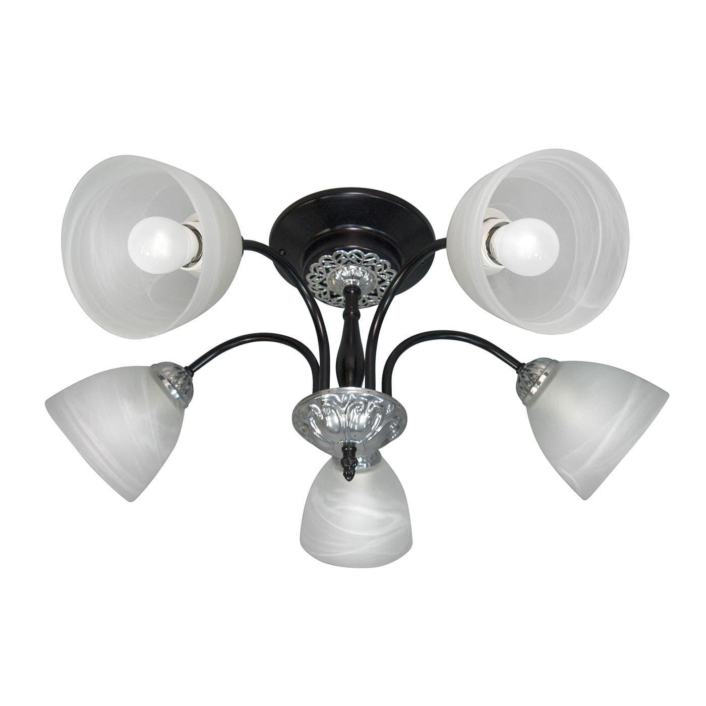 PETRASVET / Ceiling chandelier S2406-5, 5xE27 max. 60W