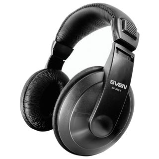 SVEN / Headphones AP-860V, wired, 2.5 m, stereo, full-size with headband, black