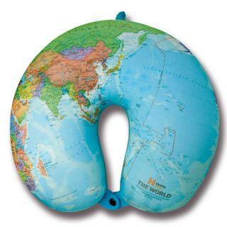 Anti-stress neck pillow tourist Traveller 1(globe)