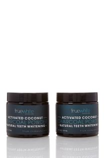 truewhite Activated Coconut Charcoal Powder-2 pack