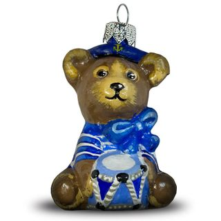 Christmas toy Bear-sailor