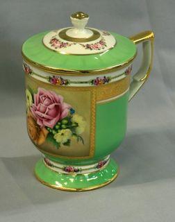 Mug with a lid