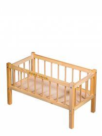 "Doll bed ""Sonechka"" 330x580x300 mm"