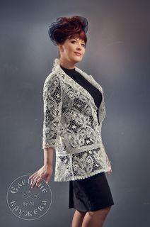Jacket women's lace С2008