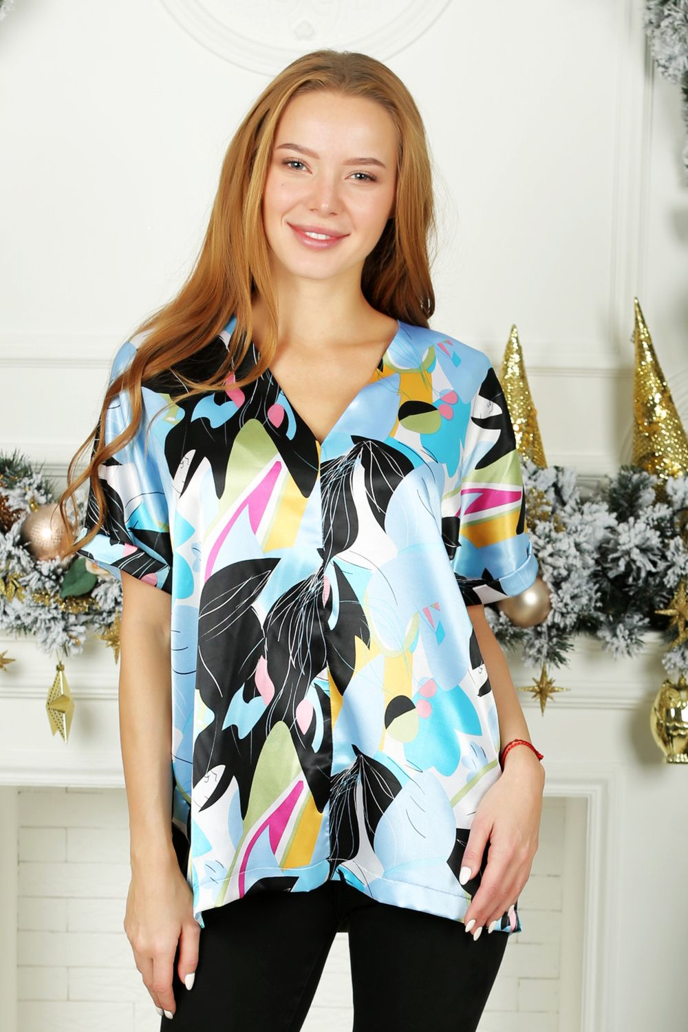 Lika Dress / Blouse Anna Art. 1087