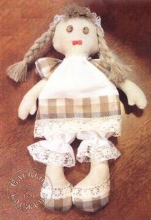 Toy doll textile