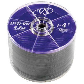 VS / DVD-RW 4,7 Gb 4x Bulk, KIT 50 pcs.