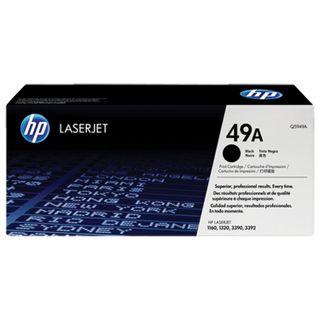 HP (Q5949A) LaserJet 1160/1320/3390, # 49A, Original, 2500 pages