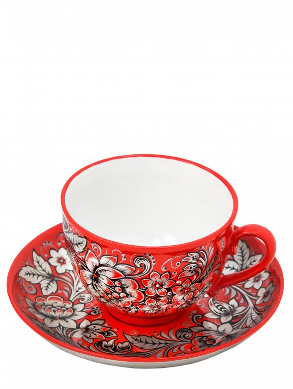 Decorative vase porcelain