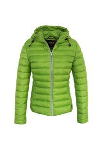 Nooca jacket womens green