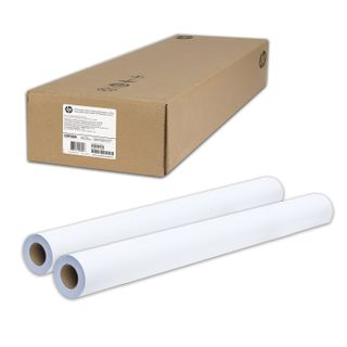 Rolls for plotter (adhesive film), 1067 mm x 22 m x bushing 50.8 mm, 120 g/m2, glossy, set 2 PCs., HP