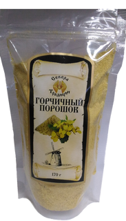 """Mustard powder """"Traditions of the North"""", 170g."""