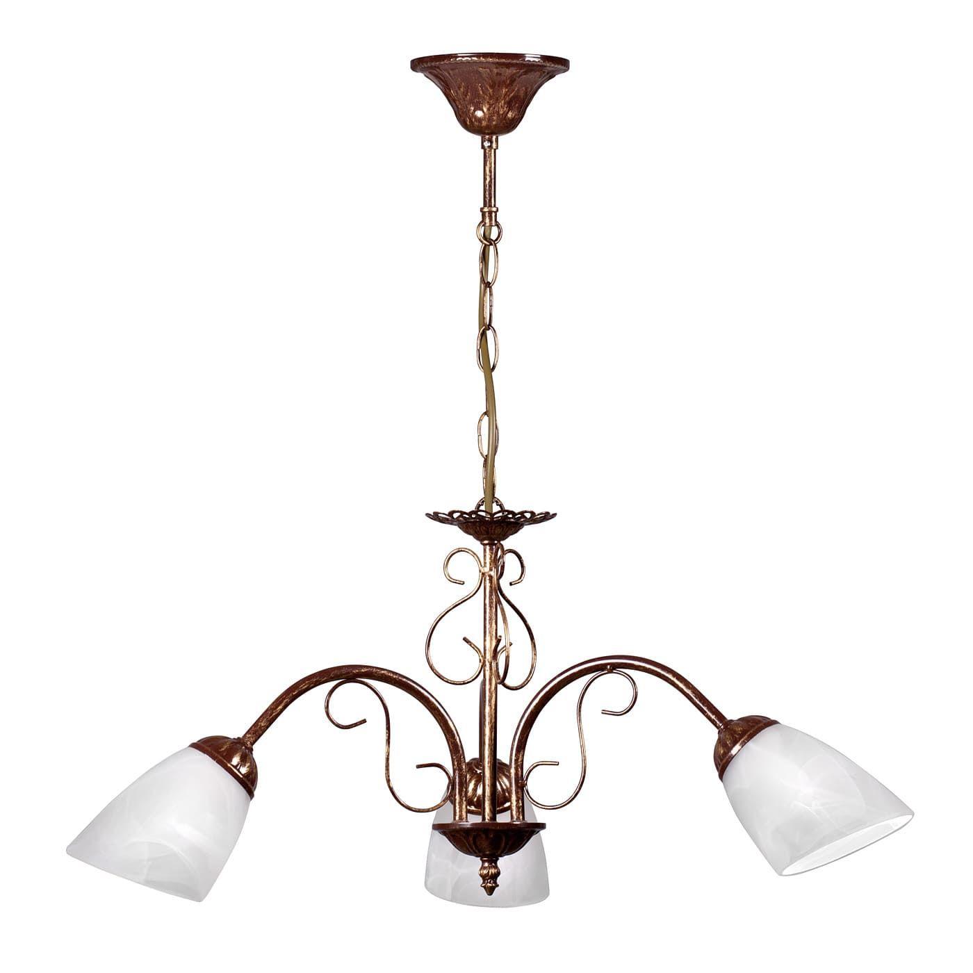 PETRASVET / Suspended chandelier S2198-3, 3xE14 max. 60W
