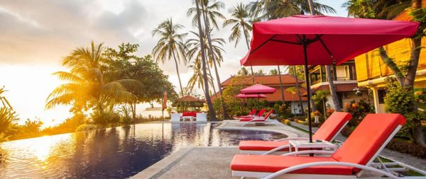 Accommodation in north Bali resort Bondalem Beach Club