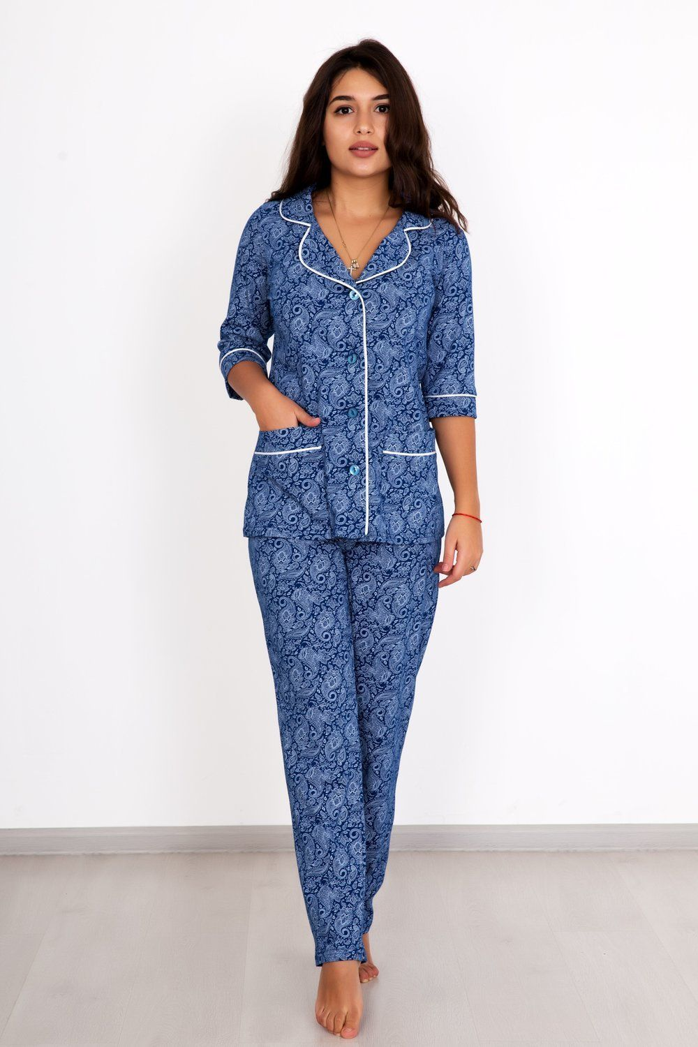 Lika Dress / Pajamas Deborah Art. 5176