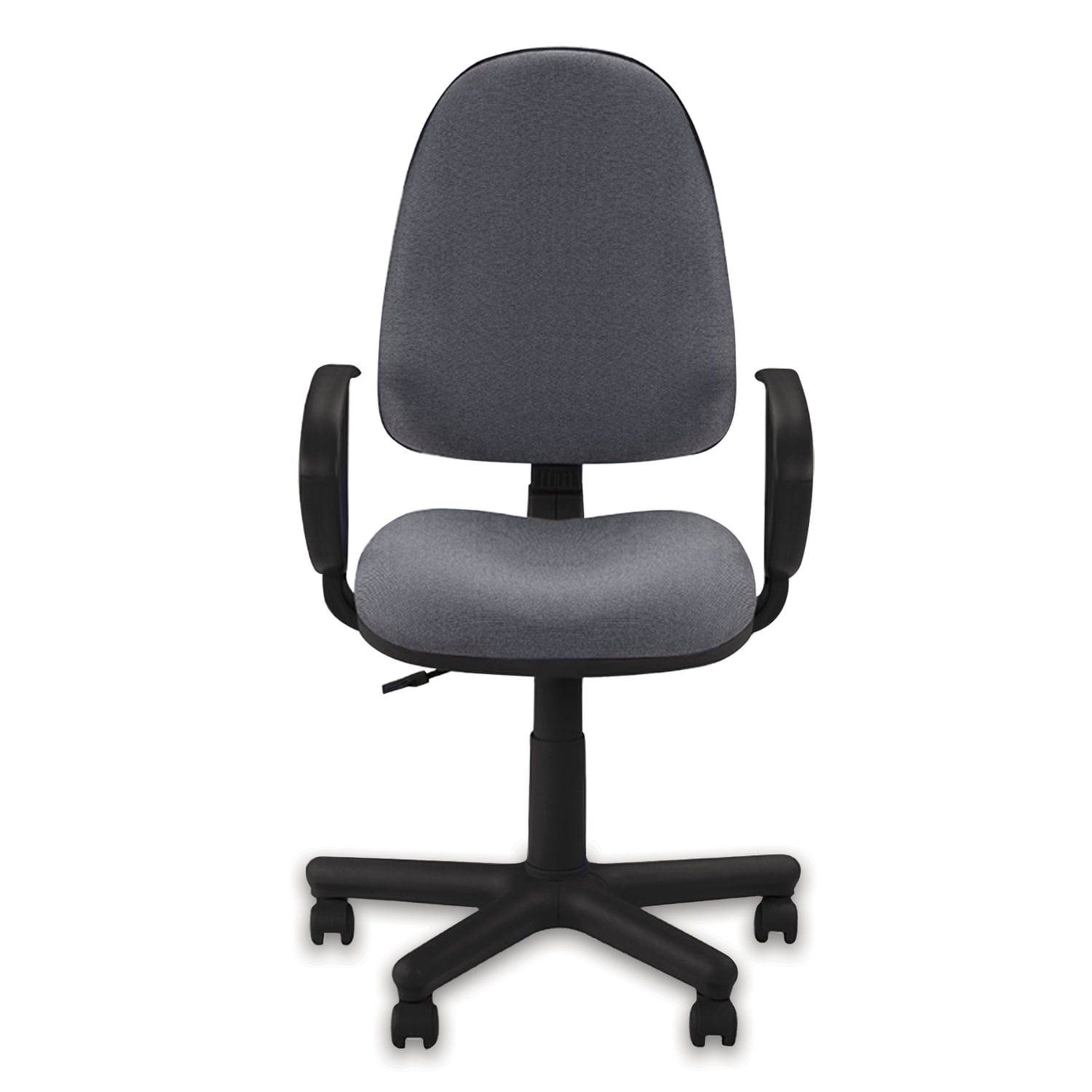 """Armchair """"Jupiter GTP"""", with armrests, gray"""